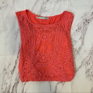 Maurices // Lace Top
